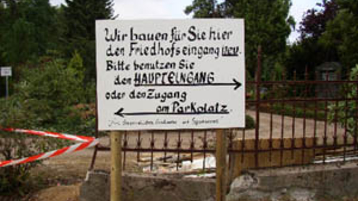 Friedhof Bauschild